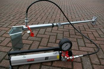 Safety Post and Foundation Test Equipment